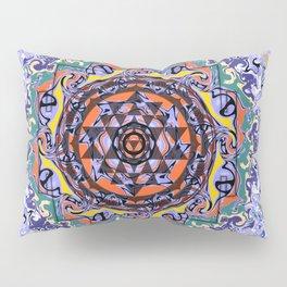 En Force Sri yantra Pillow Sham