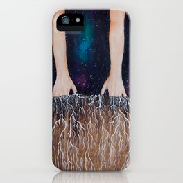 Rooted iPhone Case