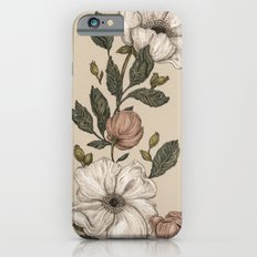 Floral Laurel Slim Case iPhone 6