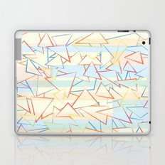 Attack of the Triangles. Laptop & iPad Skin