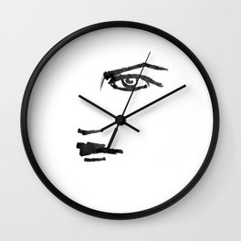 her #2 Wall Clock