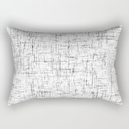 Ambient 77 in B&W 1 Rectangular Pillow