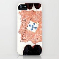 Pes iPhone (5, 5s) Slim Case