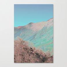 Chromascape 36 (highlands) Canvas Print