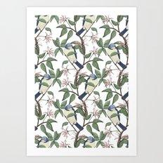 Bird Spotting Art Print
