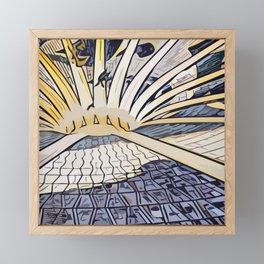 Niemeyer Framed Mini Art Print