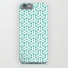 bishamon in emerald iPhone 6s Slim Case