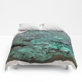 Natural Malachite Comforters