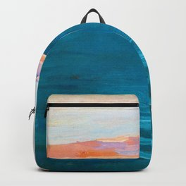 Akseli Gallen-Kallela - Red Sea, Suez - Digital Remastered Edition Backpack