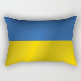 Flag of Ukraine Rectangular Pillow