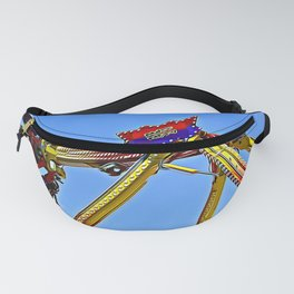 Fairground Attraction Fanny Pack