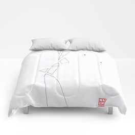 Composition #7 2016 Comforters