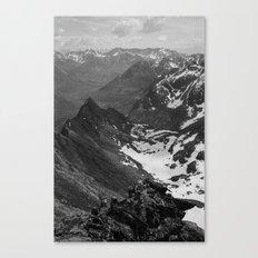 Archangel Valley Canvas Print
