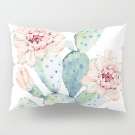The Prettiest Cactus Pillow Sham