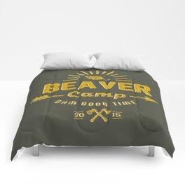 Beaver Camp: Dam Good Time Comforters