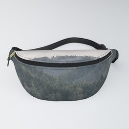 Pacific Northwest Forest - Nature Photography Fanny Pack