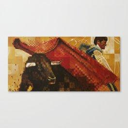 Toro Y Matador Canvas Print