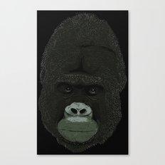 Gorilla Canvas Print