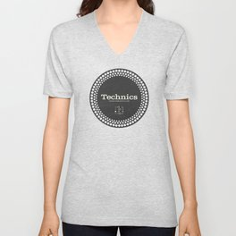 Technics - Disc Jockey Unisex V-Neck