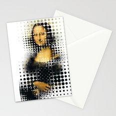Modern Mona Stationery Cards
