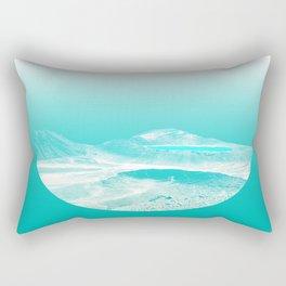 Dreamin of Tongariro Rectangular Pillow