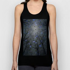 The Sight of the Stars Makes Me Dream Unisex Tank Top