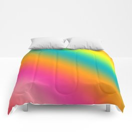 Blended Rainbow Time To Feel Good Comforters