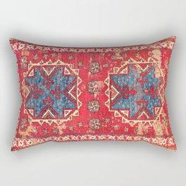 Bergama Northwest Anatolian Rug Rectangular Pillow