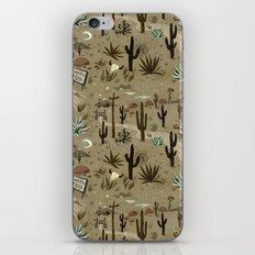 Snakebite Ranch iPhone & iPod Skin