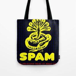 The Spambionese Liberation Art Product Tote Bag