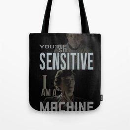 Sensitive Tote Bag