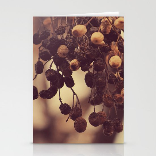 Autumn life Stationery Cards