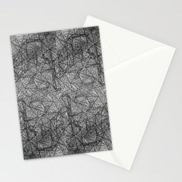 Pattern psychedelia Stationery Cards