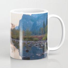 Valley at Sunrise Coffee Mug