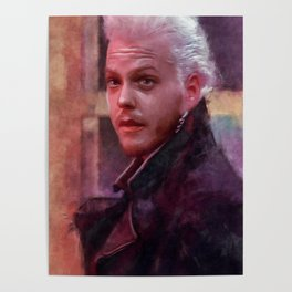 Vampire Kiefer Sutherland - The Lost Boys Poster