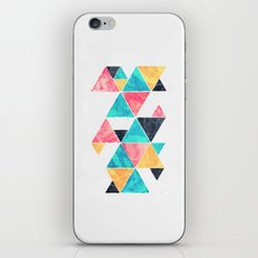 Equipoise iPhone & iPod Skin