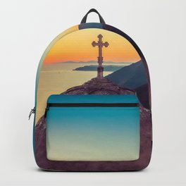 Adorable Santorini Backpack