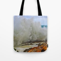 Super Wave Tote Bag