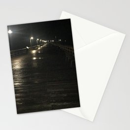 A walk alone Stationery Cards