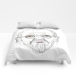 Twiggy Freud Comforters