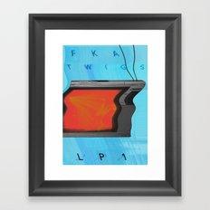 FKA Twigs - LP1 Framed Art Print