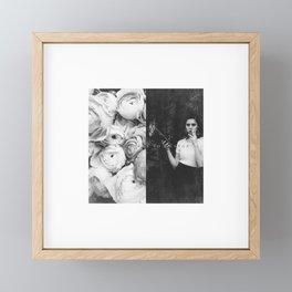 Witness to Change Framed Mini Art Print