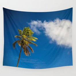 One Tree Wall Tapestry