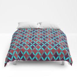Rhomboids Pattern 2 Comforters