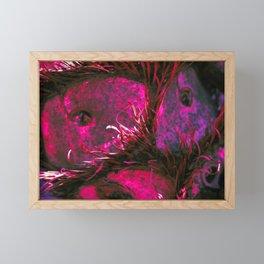 Ruby Owly's Sister DPG170710d Framed Mini Art Print