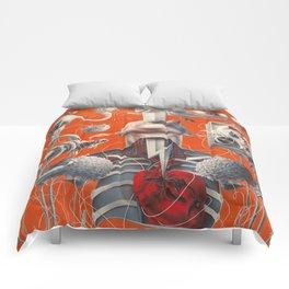Anatomy of Lust Comforters