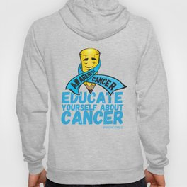 Educate for Cancer, Cancer Awareness Hoody