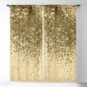 Cali Summer Vibes Lady Glitter #1 #shiny #decor #art #society6 by anitabellajantz