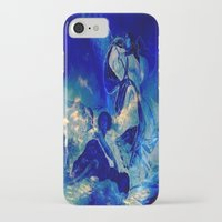 angels iPhone & iPod Cases featuring angels by  Agostino Lo Coco