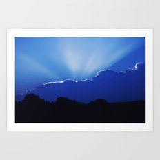 Heaven on Earth Art Print